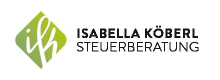 Steuerberatung Isabella Köberl Logo